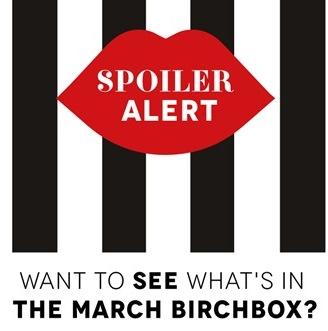BirchBoxSpoilerAlert